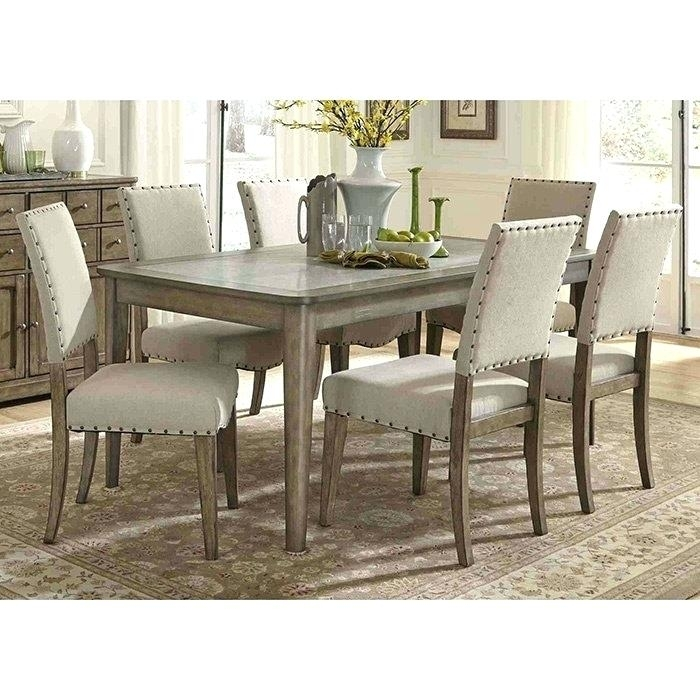 Decoration: 7 Piece Dining Set Inside Partridge 7 Piece Dining Sets (Image 17 of 25)