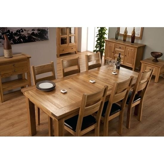 Decoration: Brilliant 6 Dining Room Chairs Round Set For Home Design Inside Wooden Dining Tables And 6 Chairs (Image 12 of 25)