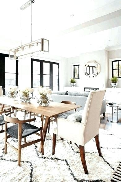 Decoration: Distressed White Dining Table Kitchen Room Ideas For White Melamine Dining Tables (Image 10 of 25)