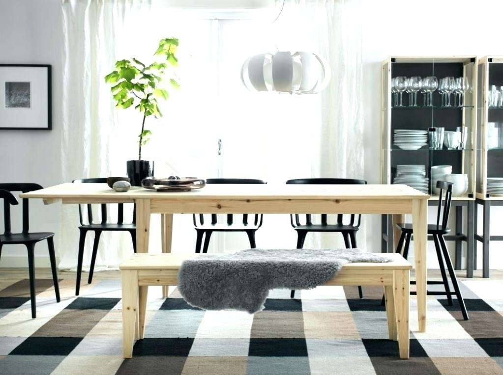 Decoration: Ikea Round Dining Table Set Intended For Ikea Round Dining Tables Set (Image 6 of 25)