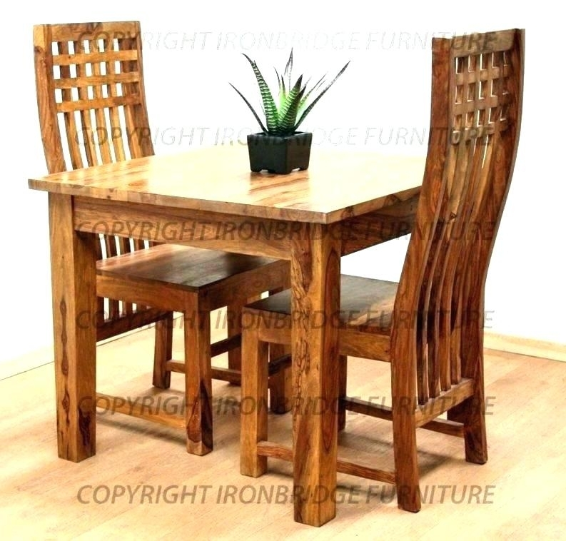 Decoration: Small Dining Tables For 2 Two Table And Chair Very Within Dining Tables For Two (Image 4 of 25)