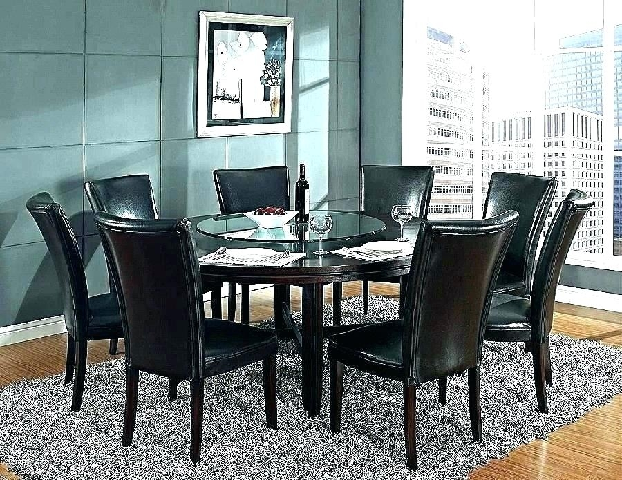Decoration: Square Eight Seater Dining Table Intended For Dining Tables For Eight (Image 9 of 25)