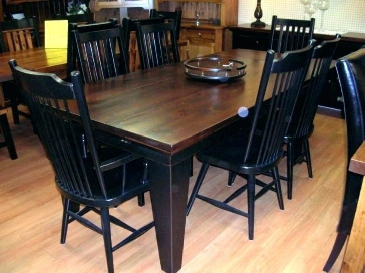 Delectable Dark Wood Dining Room Chairs Table With White Cheap Inside Dark Wood Dining Tables And Chairs (Image 14 of 25)