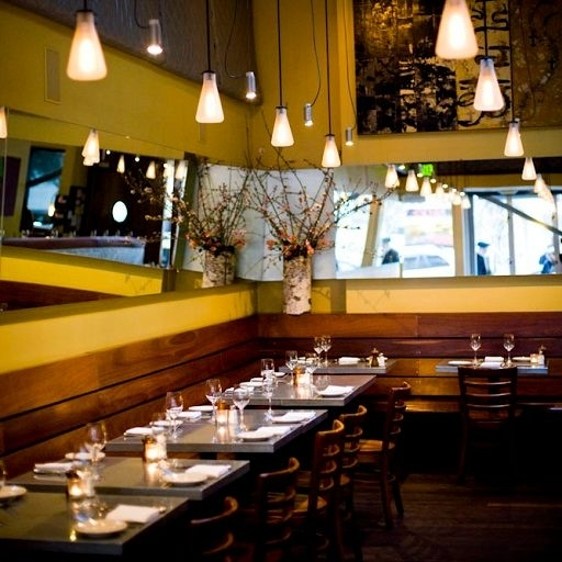 Delfina Restaurant – San Francisco, Ca | Opentable Throughout Delfina Dining Tables (View 15 of 25)