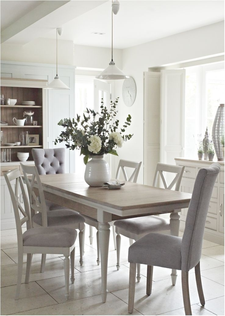 Delightful Nice White Dining Room Table And Chairs 3 Incredible Chic Pertaining To White Dining Tables And Chairs (View 13 of 25)