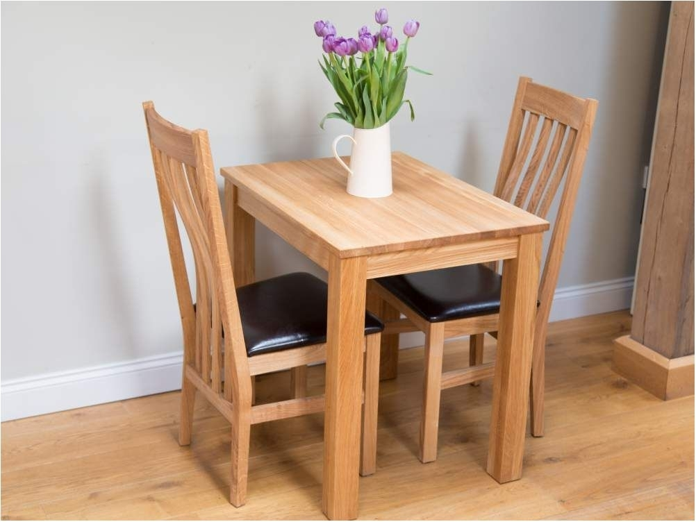 Delightful Small Dining Table Sets 2 Seater Dining Table Chairs Regarding Dining Table Sets For  (Image 10 of 25)