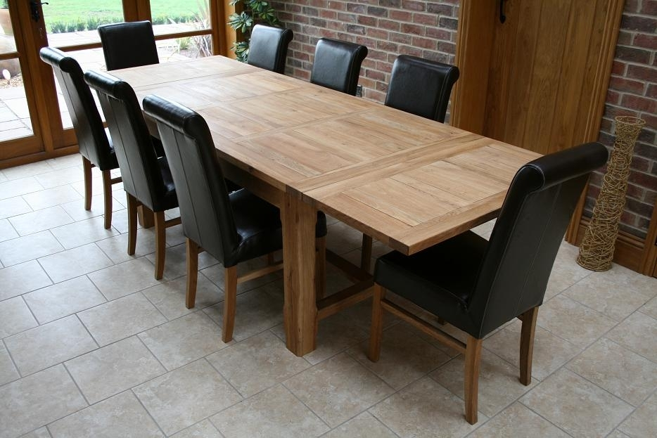 Design Tables Ideas 8 Seater Dining Table Freedom To Inside Seat 18 Regarding Black 8 Seater Dining Tables (Image 12 of 25)