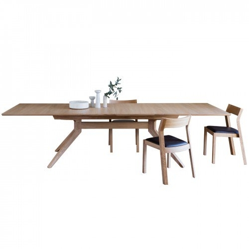 Designer Dining Tables | Modern & Contemporary Tables | Heal's Intended For Contemporary Extending Dining Tables (Image 10 of 25)