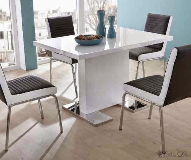 Designs Modern Ideas Dining Room Very Small Table And Chairs Uk Mini With Small White Dining Tables (View 21 of 25)