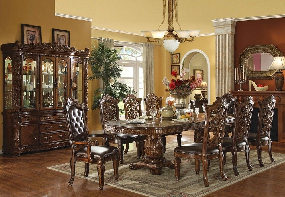 Dinig Rooms – Traditional Dining Room Furniture – Granta Traditional For Traditional Dining Tables (Image 6 of 25)