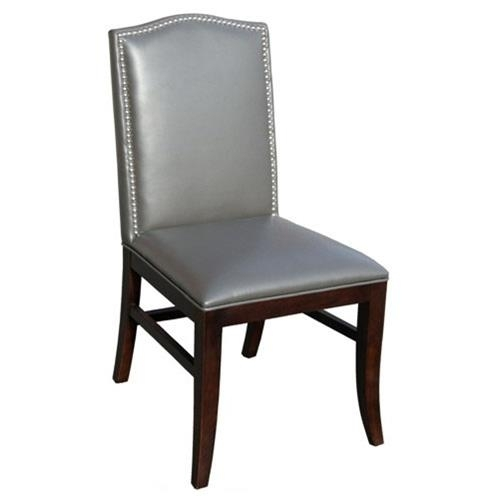 Dining Chair In Grey Leather : Dining Chairs – Best Buy Canada Regarding Grey Leather Dining Chairs (Image 7 of 25)