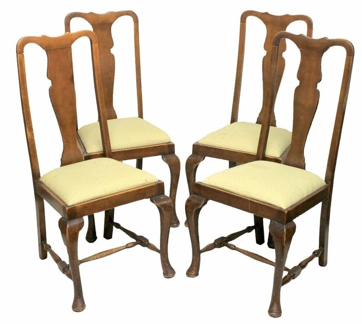 Dining Chairs Ebay – Utau Chairs Within Dining Chairs Ebay (Image 9 of 25)