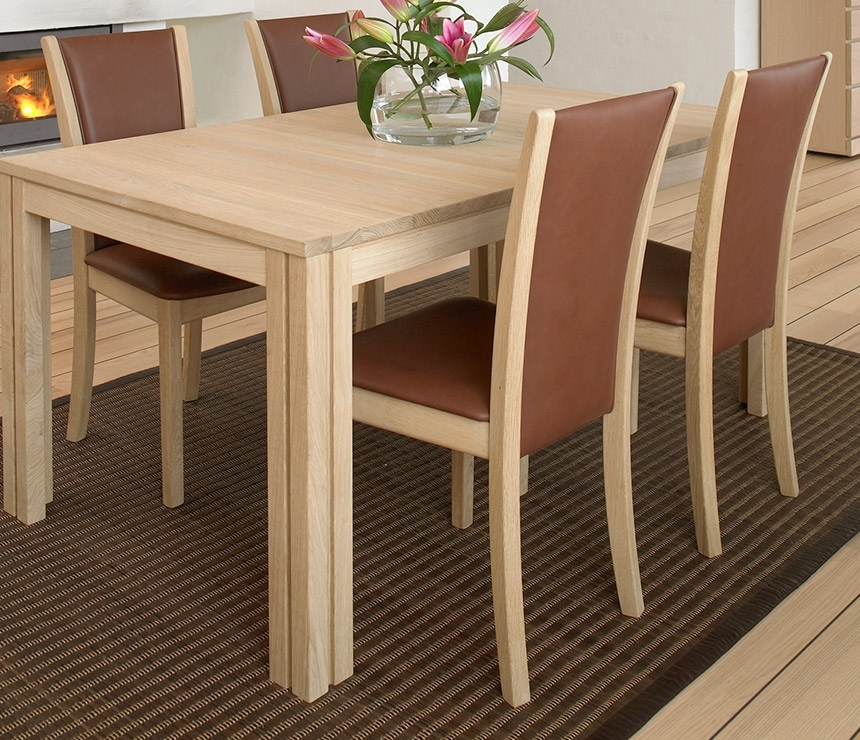 Dining Chairs From Skovby – A164 – Wharfside In Beech Dining Tables And Chairs (Image 18 of 25)
