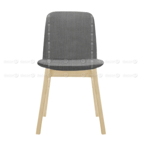 Dining Chairs Hk – Solid Wood Upholstered Chair – Beal Upholstered Inside Fabric Dining Chairs (Image 7 of 25)