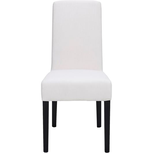 Dining Chairs: Sleek Dining Room Furniture Rangethe One. The One Intended For White Dining Chairs (Photo 25 of 25)
