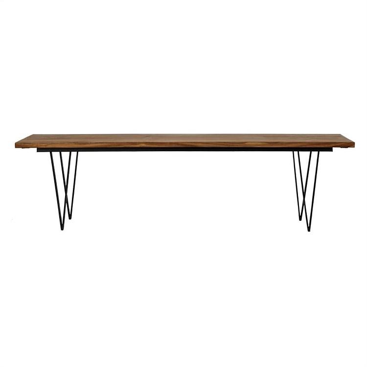 Dining Chairs - Wyatt Bench for Wyatt Dining Tables
