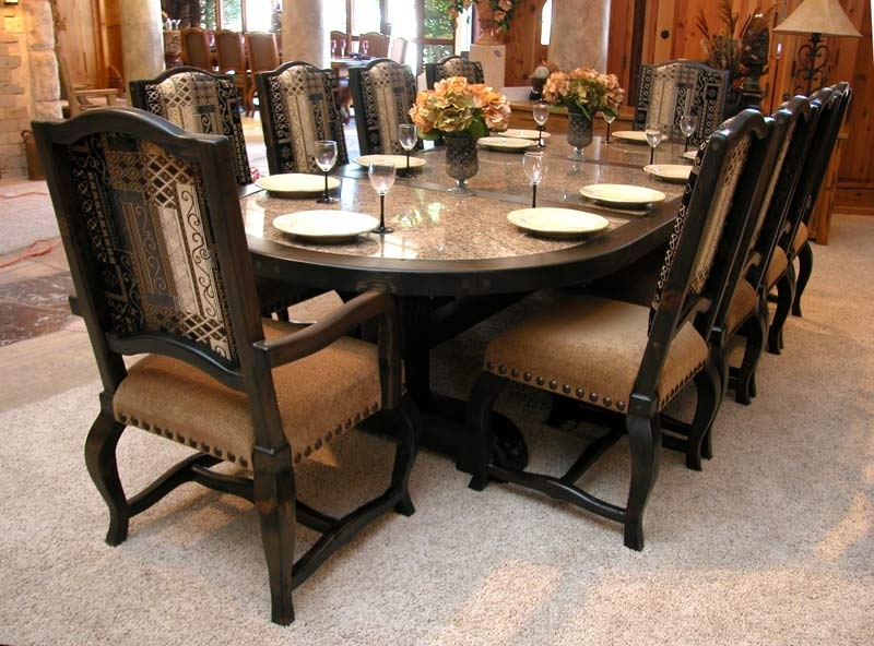 Dining Decisions: How To Pick A Dining Room Table That Will Last In Dining Room Tables (Image 4 of 25)