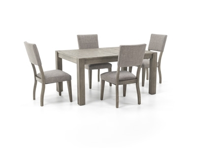 Dining - Dining Sets | Steinhafels for Craftsman 5 Piece Round Dining Sets With Side Chairs