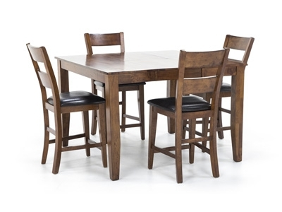 Dining - Dining Sets | Steinhafels pertaining to Laurent 5 Piece Round Dining Sets With Wood Chairs