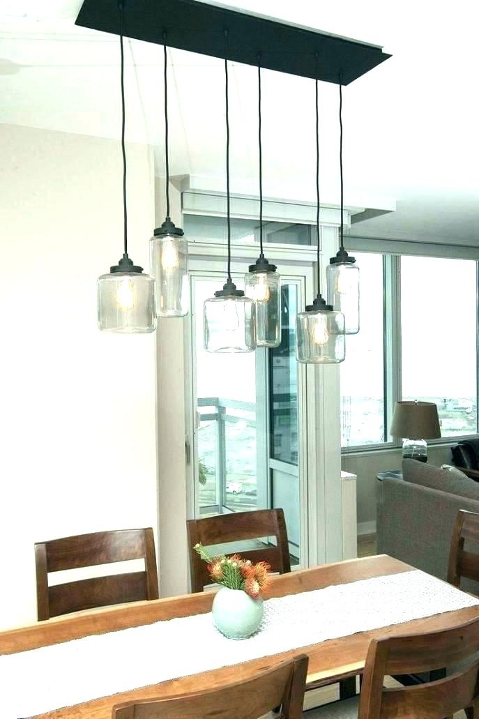 Dining Pendant Light Best Dining Table Pendant Lights Regarding Lights Over Dining Tables (Image 9 of 25)