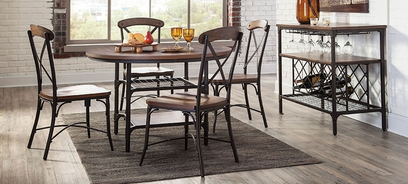 Dining Room Alabama Furniture Market Pertaining To Market 7 Piece Counter Sets (View 9 of 25)