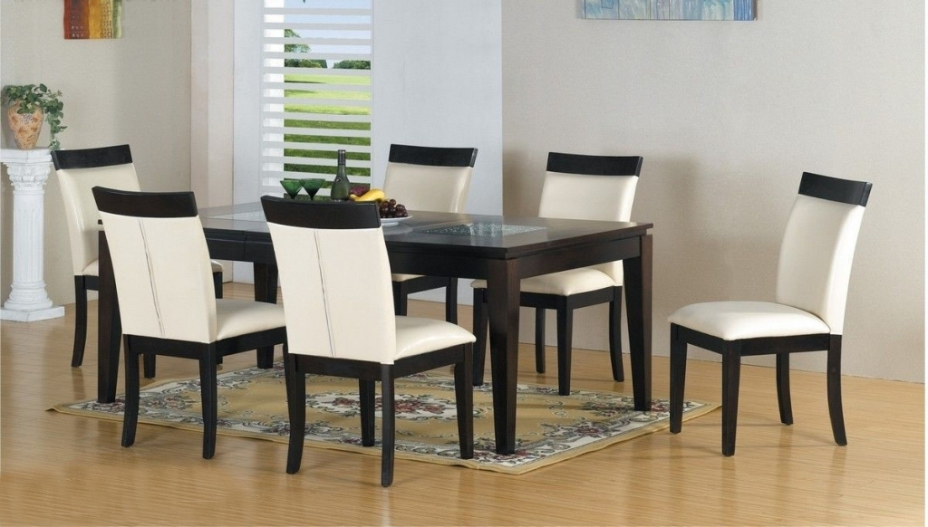 Dining Room Chairs Contemporary – | Qacico With Contemporary Dining Room Chairs (Image 14 of 25)