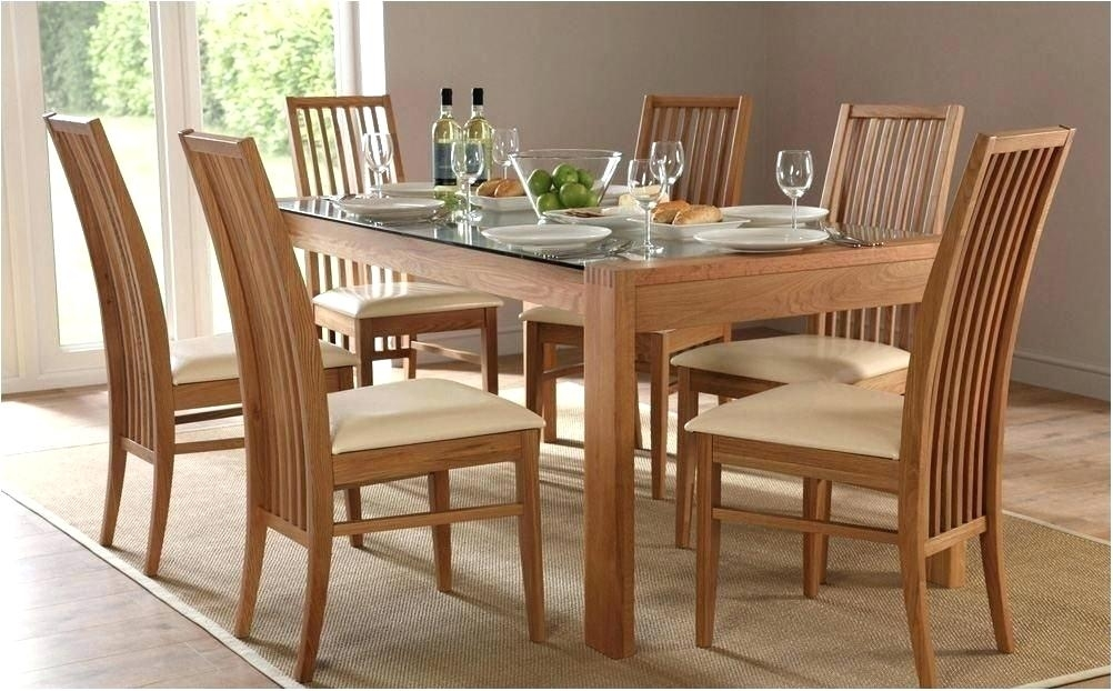 Dining Room Chairs Set Of 6 – Jasonstevens Pertaining To Dining Table Chair Sets (Image 6 of 25)