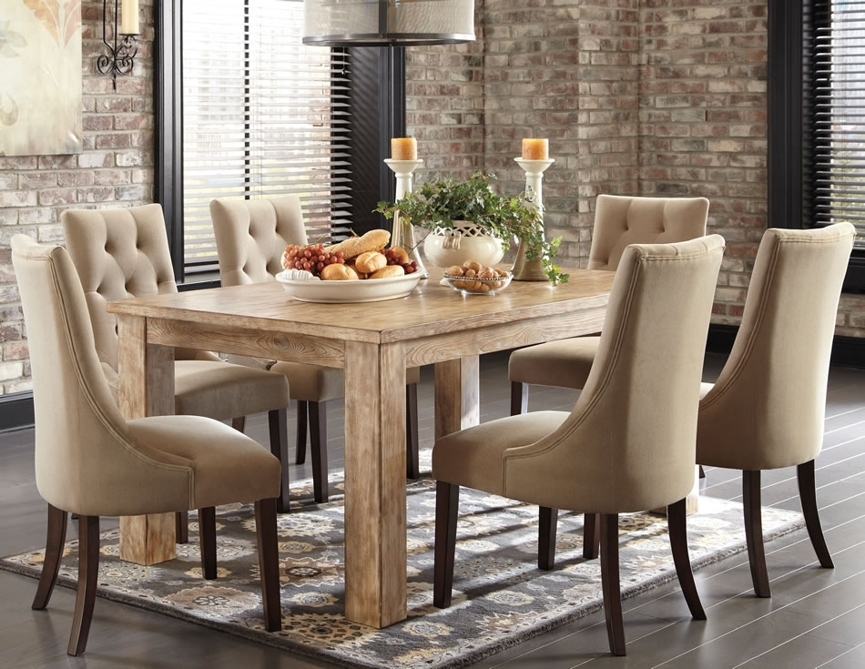 Dining Room Country Rustic Dining Room Sets Rustic Round Kitchen Inside Kitchen Dining Tables And Chairs (View 10 of 25)
