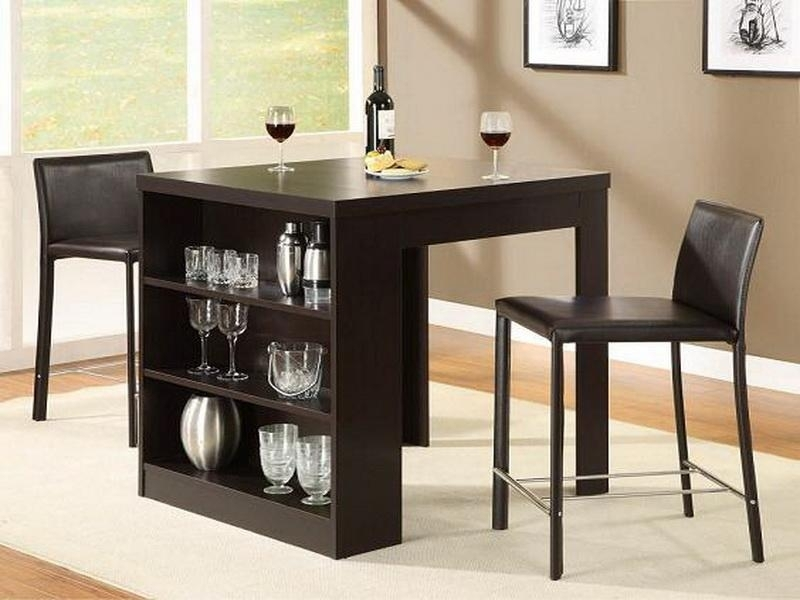 Dining Room Dining Sets For Small Rooms Compact Dining Table Chairs Intended For Compact Dining Sets (View 11 of 25)
