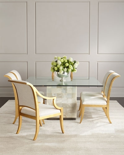 Dining Room Furniture At Neiman Marcus Within Dining Room Chairs (Image 12 of 25)