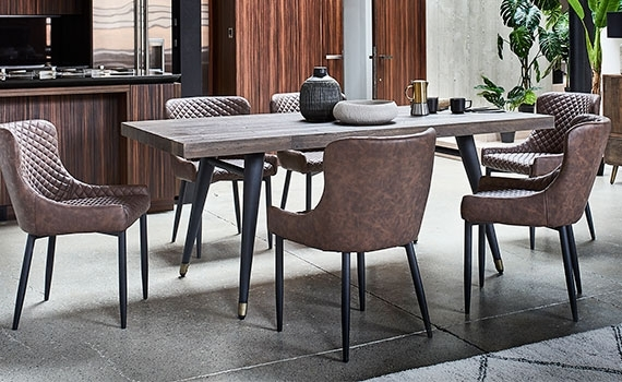 Dining Room Furniture | Dining Furniture & Sets – Barker & Stonehouse For Modern Dining Suites (Image 5 of 25)