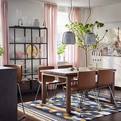 Dining Room Furniture & Ideas | Ikea For Crawford Rectangle Dining Tables (Image 15 of 25)