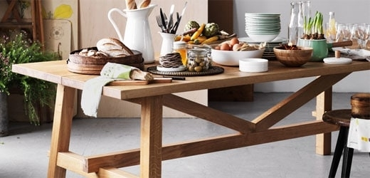 Dining Room Furniture – Ikea With Dining Room Tables (Image 5 of 25)