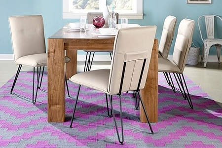 Dining Room Furniture In Hilo, Hi | Dining Room Tables Within Lassen 5 Piece Round Dining Sets (Image 16 of 25)