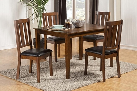 Dining Room Furniture In Hilo, Hi | Dining Room Tables Within Lassen 5 Piece Round Dining Sets (Image 15 of 25)
