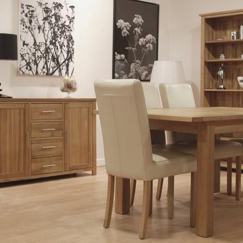 Dining Room Furniture | Oak Furniture Uk With Oak Dining Suites (Image 8 of 25)