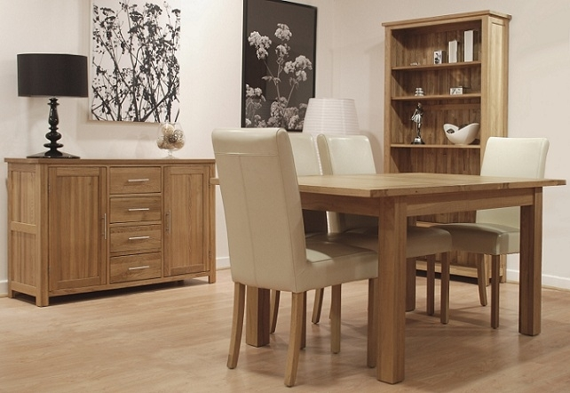Dining Room Furniture Oak Mesmerizing Small Oak Dining Table Inside Light Oak Dining Tables And Chairs (Image 6 of 25)