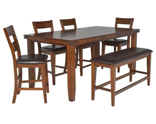 Dining Room Furniture Regarding Chapleau Ii 7 Piece Extension Dining Tables With Side Chairs (Image 10 of 25)