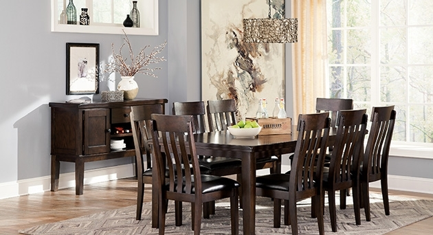 Dining Room Furniture Sets At Discounted Prices In Rockville Center, Ny Pertaining To Dining Tables And Chairs Sets (View 20 of 25)