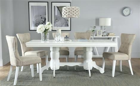 Dining Room Furniture Wood Table Sets Dark – Jasonstevens Regarding White Dining Tables Sets (Image 8 of 25)