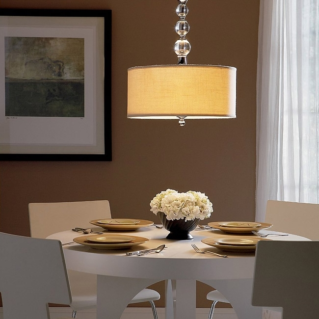 Dining Room Lighting – Chandeliers, Wall Lights & Lamps At Lumens Inside Dining Tables Lights (Image 10 of 25)