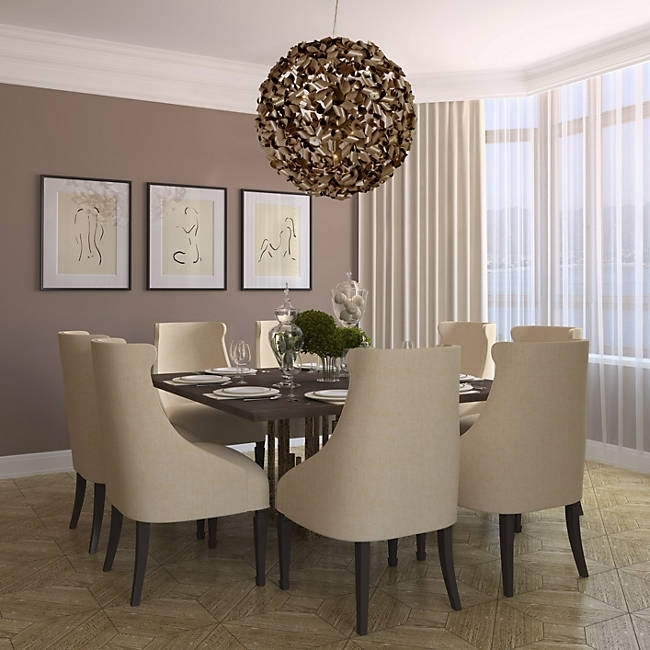 Dining Room Lighting – Chandeliers, Wall Lights & Lamps At Lumens With Regard To Dining Tables Ceiling Lights (Image 10 of 25)