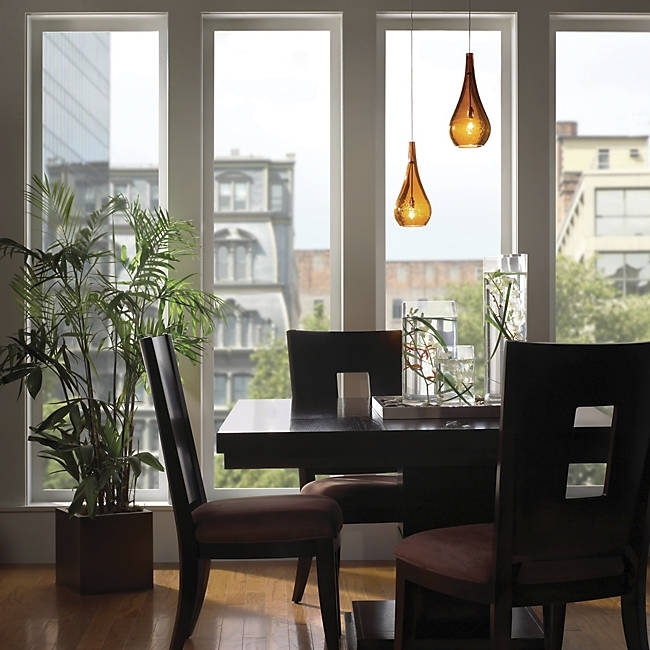 Dining Room Lighting – Chandeliers, Wall Lights & Lamps At Lumens Within Lights For Dining Tables (Image 9 of 25)