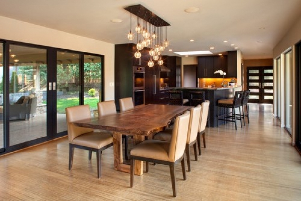 Dining Room Lighting Creative Table Lights Ideas Ingenious Intended For Lamp Over Dining Tables (Image 11 of 25)