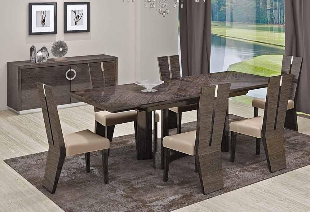 Dining Room Modern Dining Furniture Sets Contemporary Wood Dining In Contemporary Dining Sets (Image 15 of 25)