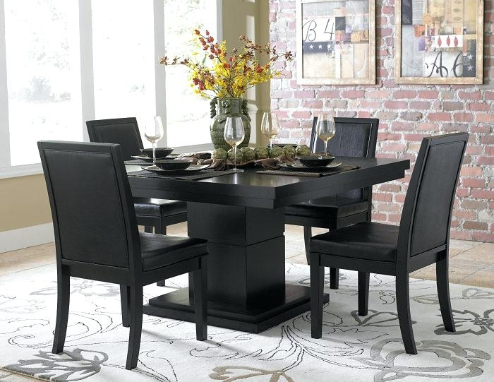 Dining Room Set 5 Piece Winners Only 5 Piece Pedestal Dining 5 Piece Inside Cora 5 Piece Dining Sets (Image 7 of 25)
