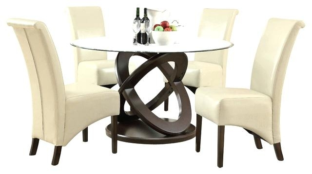 Dining Room Set 5 Piece Winners Only 5 Piece Pedestal Dining 5 Piece With Cora 5 Piece Dining Sets (Image 9 of 25)