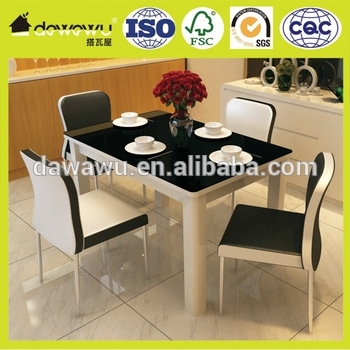 Dining Room Set Modern 4 Seater Extendable Dining Table – Buy Pertaining To 4 Seater Extendable Dining Tables (Image 13 of 25)