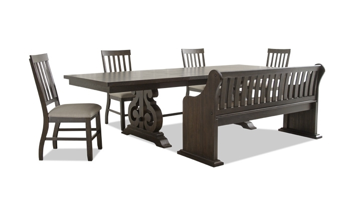 Dining Room Sets | Bob's Discount Furniture With Regard To Cheap Dining Tables Sets (View 21 of 25)