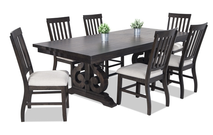 Dining Room Sets | Bob's Discount Furniture With Regard To Kitchen Dining Tables And Chairs (View 18 of 25)